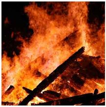 Brandschaden - Soforthilfe